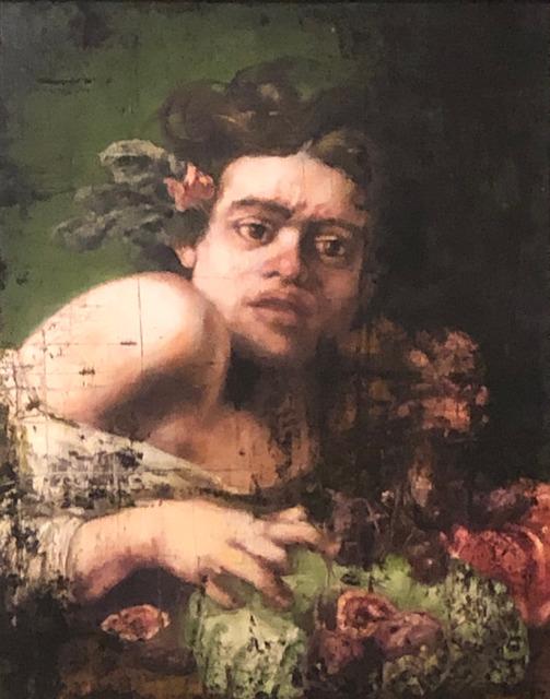 , 'Jello Darkness (mio vecchio amico),' 2019, The Secret Gallery