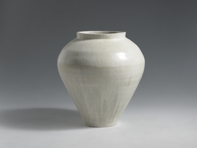 , 'Moon Jar,' 2015, Park Ryu Sook Gallery