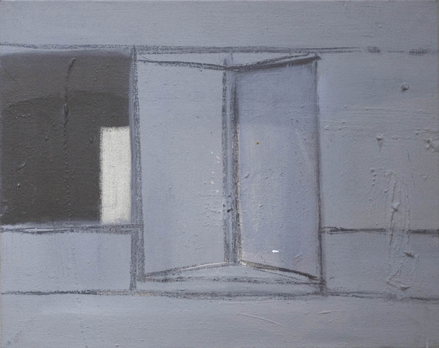 , 'Grey Door,' 1993-1996, Aanant & Zoo