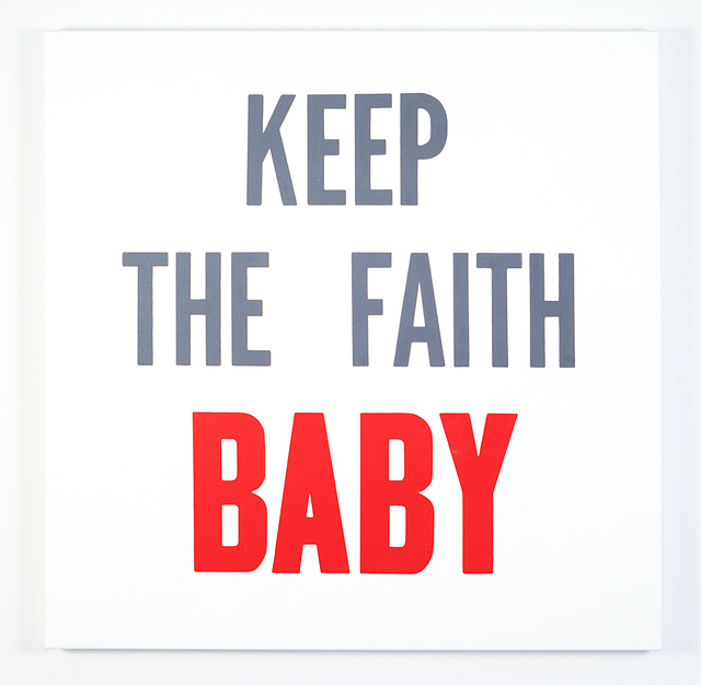Hank Willis Thomas, 'Keep the Faith Baby (print)', 2019, Upfor