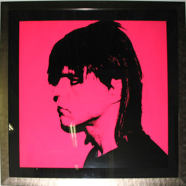Andy Warhol, 'Steven Sprouse', 1984, IKON Ltd. Contemporary Art
