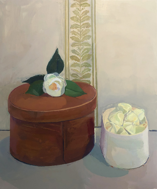 Xico Greenwald, 'Box, Meringues, Flower', 2019, Nancy Margolis Gallery