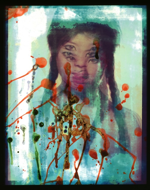 , 'Untitled (six-eyed girl) from the series Color Approach,1962,' , Benrido