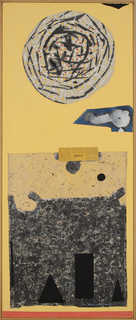 , 'Jiku / Haru no Uta Ⅱ,' 1993, Kashima-Arts