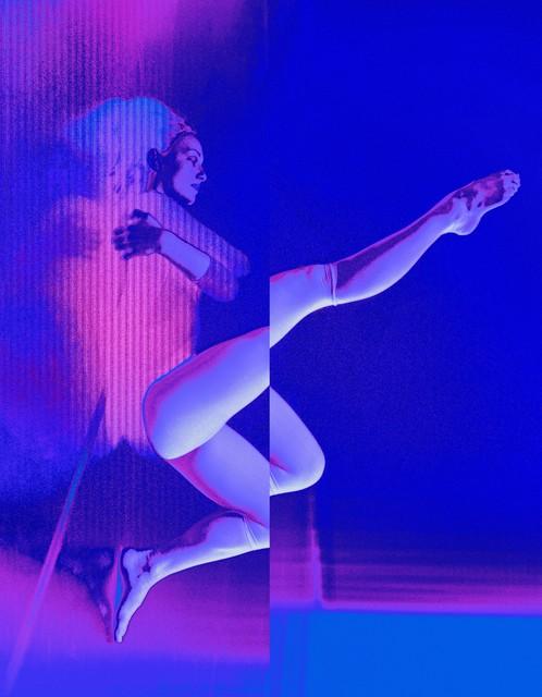 Sara VanDerBeek, 'Baltimore Dancers Twelve', 2019, Black Mountain College Museum and Arts Center