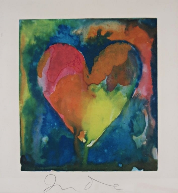 Jim Dine, 'IMOGEN I from Complete Graphics', 1970, Alpha 137 Gallery