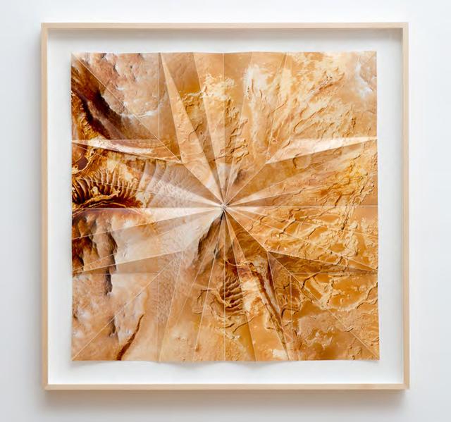 , 'Study for a Landscape (Mars) ,' 2011-2014, Galeria Luisa Strina
