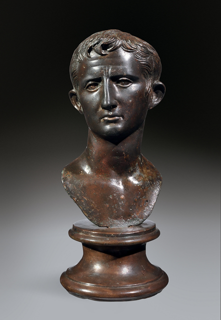 , 'Portrait bust of Augustus,' , Montreal Museum of Fine Arts