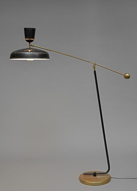 Pierre Guariche, 'Floorlamp G1 SPEdition Pierre Disderot', 1951, Galerie Pascal Cuisinier