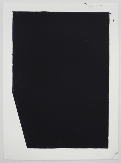 , 'Untitled (Print-Drawing #21),' 2017, Anglim Gilbert Gallery