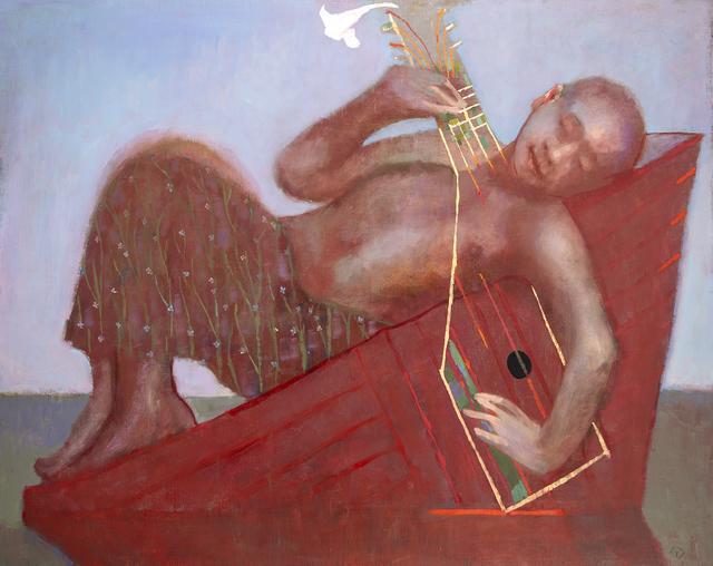 , 'Easter,' 2018, Carrie Haddad Gallery