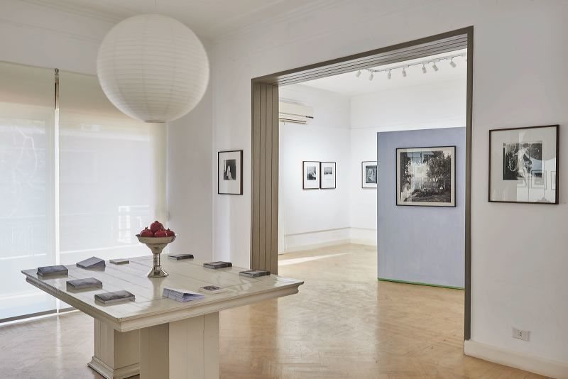 Install view, Bernard Guillot 'BEYOND', 2020