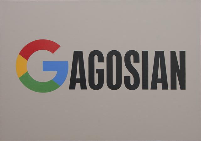 , 'Gagosian,' 2018, BWSMX