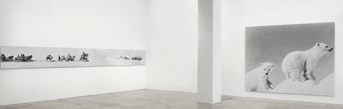 John Baldessari, Installation View, Marian Goodman Gallery, New York, June 27 - August 23, 2013