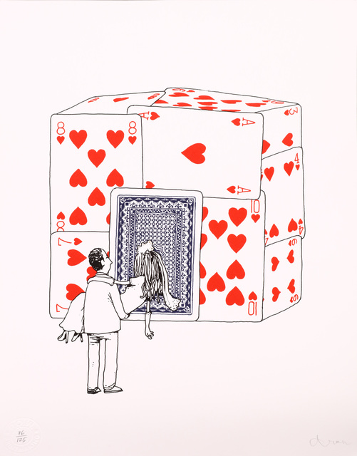 dran, 'House of Cards', 2015, Chiswick Auctions