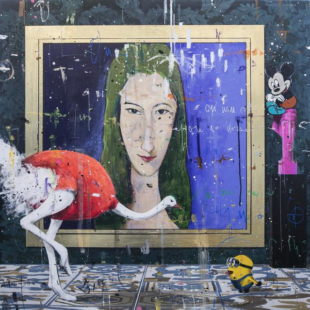 Angelo Accardi, 'Only Amedeo', 2019, Eden Fine Art
