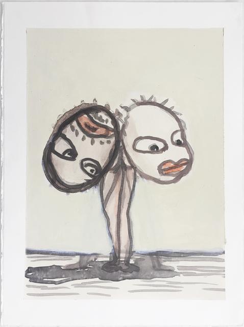 , 'Double Head,' 2004, David Krut Projects