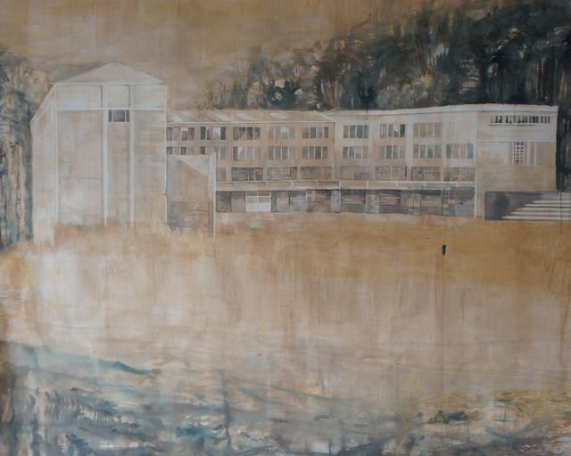 , 'Sin Título (Colegio),' 2014, Casas Riegner