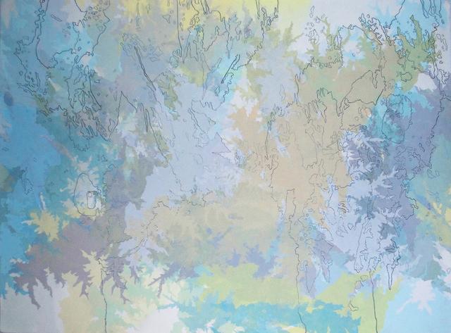 , 'The adjacent possible,' 2017, Nicole Longnecker Gallery