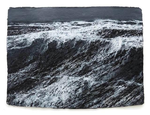 , 'Schwere See,' 2017, Galerie Commeter / Persiehl & Heine