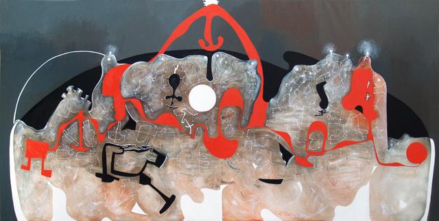 , 'Boxer Corner,' 2015, Matthew Liu Fine Arts