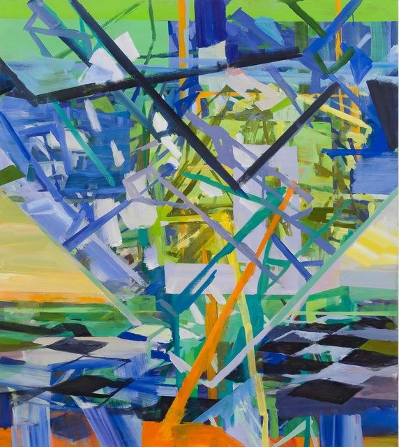 , 'Herald,' 2016, Gallery Elena Shchukina