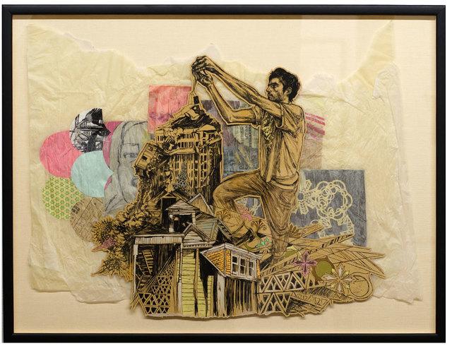 , 'Ben,' 2012, Black Book Gallery