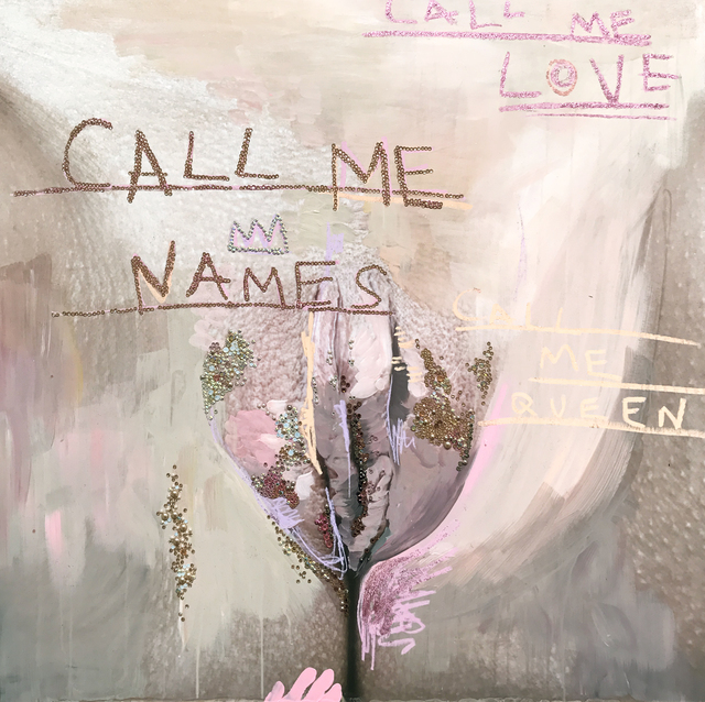 MissMe, 'Call Me Names', 2017, Photography, Hand-finished face-mounted archival inkjet print, Galerie C.O.A