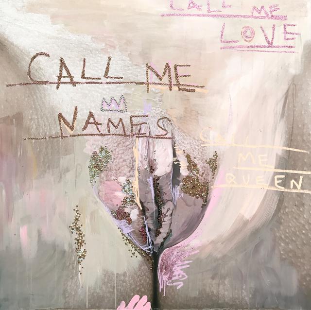 , 'Call Me Names,' 2017, Galerie C.O.A