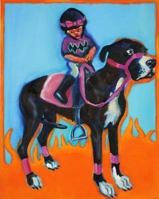 , 'Jockey,' 2019, Rosenfeld Gallery