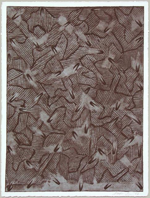 , 'Ecriture Series I #12,' 1994, Galerie Bhak