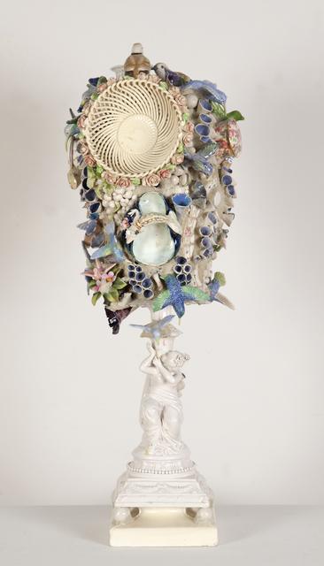 Joan Bankemper, 'Turtle Doves and Foxgloves', 2012, Nancy Hoffman Gallery