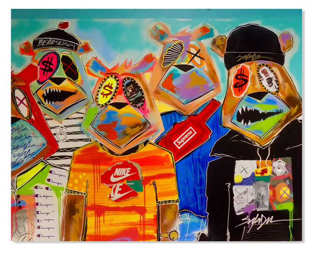 , 'Hype Beast Collection,' 2017, Gallery 38
