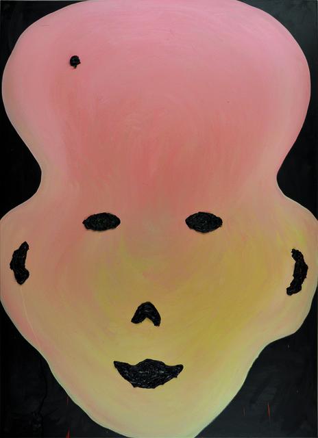 , 'sprüh Lösun (1 Kopf),' 2013, Niklas Schechinger Fine Art.