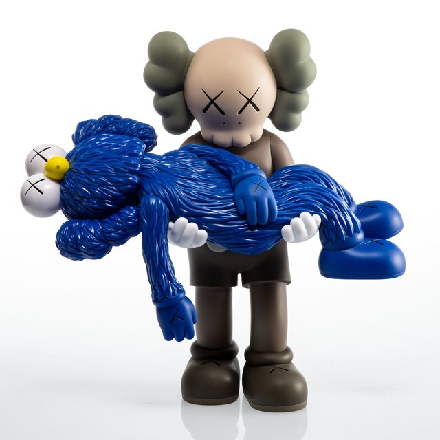 KAWS, 'Gone (Brown)', 2019, Heritage Auctions