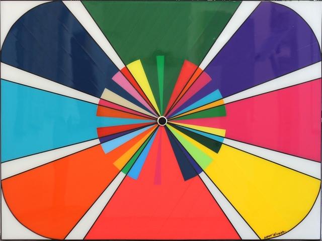 Mauro Oliveira, 'Rainbow Fan VI', 2016, Artspace Warehouse