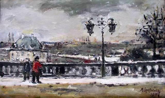 , 'Warsaw - Eest-West Route,' 2004, Gallery Katarzyna Napiorkowska | Warsaw & Brussels