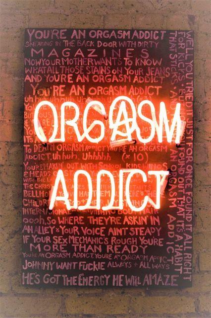Mark Sloper, 'Orgasm Addict ', Flat Space Art