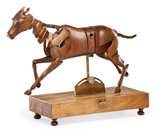 French Articulated Horse Mannequin
