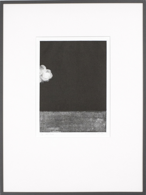 , 'Odd Clouds II,' 1999, Goya Contemporary/Goya-Girl Press