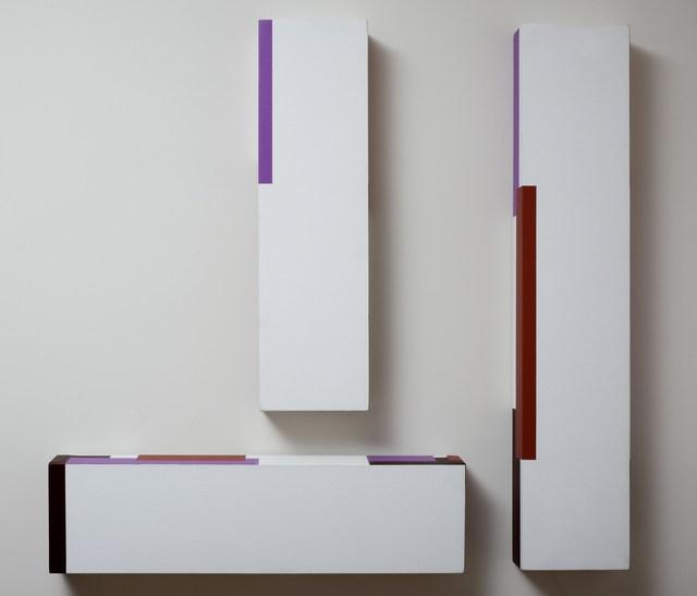 César Paternosto, 'Phoenix', 1974, Museo de Arte Contemporáneo de Buenos Aires