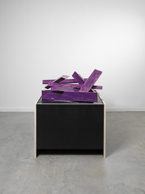, 'Purple Republic,' 2009, Lisson Gallery