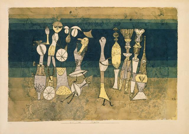 , 'Comedy,' 1921, Tate
