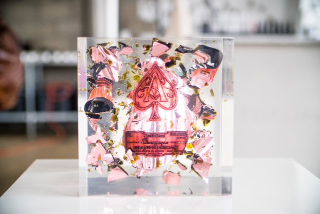 , 'Fallen Aces: Rose,' , Marcel Katz Art