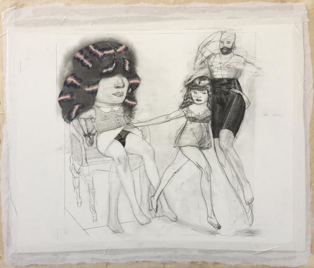 Pat Andrea, 'Trio', 2016-2017, Galerie DYS