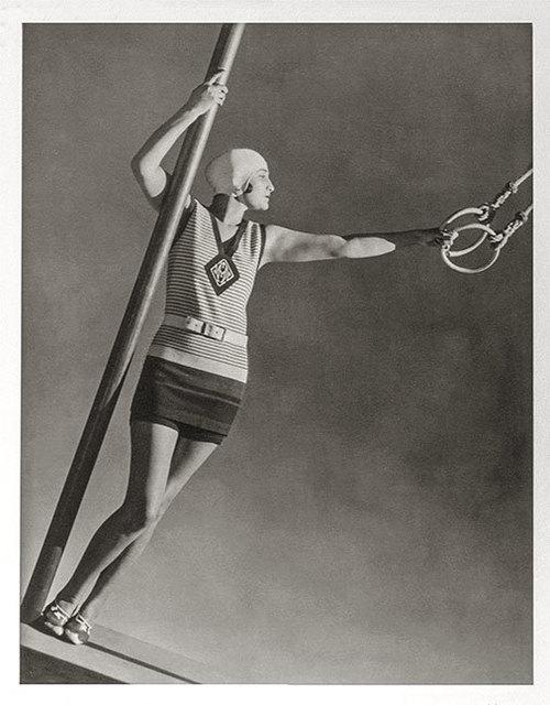 , 'Mlle. Alicia, Swimwear by Patou, Paris,' 1928, Hyperion Press Ltd.