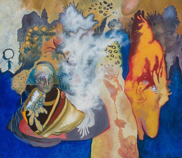 , 'El viaje,' 2015, Lux Perpetua Art Centre
