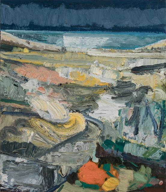 , 'Moonlight Beach,' 2017, Paul Thiebaud Gallery