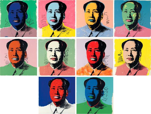 Andy Warhol, 'Mao Portfolio', 1972, Coskun Fine Art