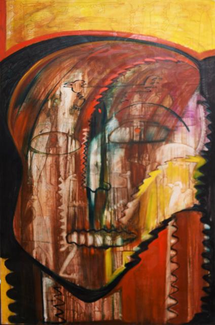 , 'Landscape Mind,' 1984, Anita Shapolsky Gallery